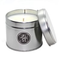 Black Plum & Rhubarb - Luxury Coconut Wax Candle - 190g